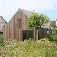 The Potato Shed by Julius Taminiau Architects