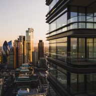 Foster + Partners completes luxury Principal Tower in London