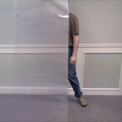 "Quantum Stealth ""invisibility cloak"" can conceal people and entire buildings"