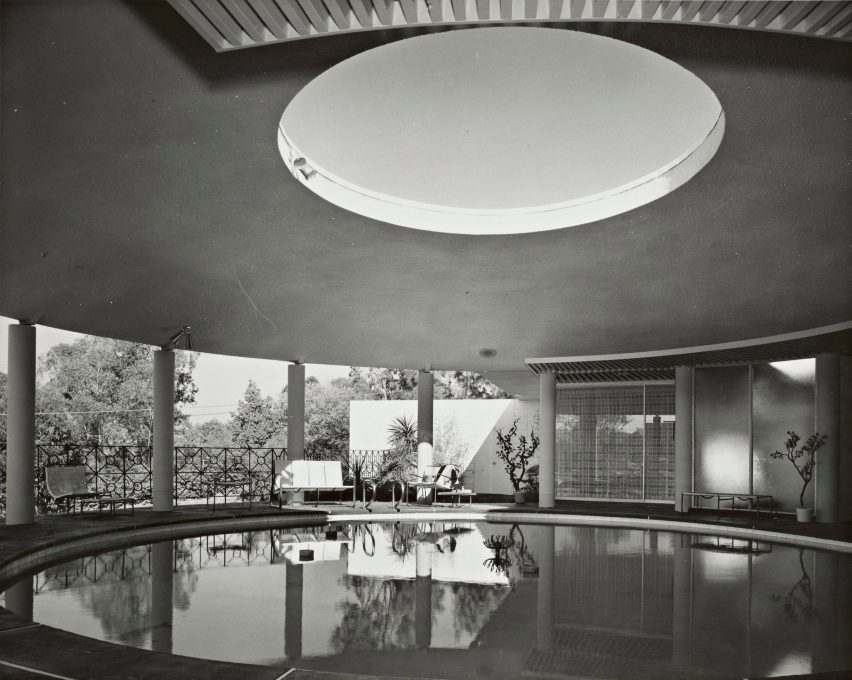 Kappe's modern houses design include Tempo House completed 1959