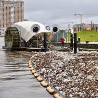 Four technologies tackling the problem of plastic pollution in rivers