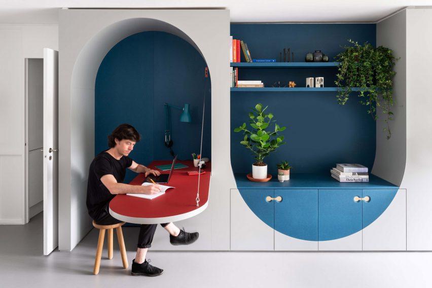 Room For One More by Studio Ben Allen