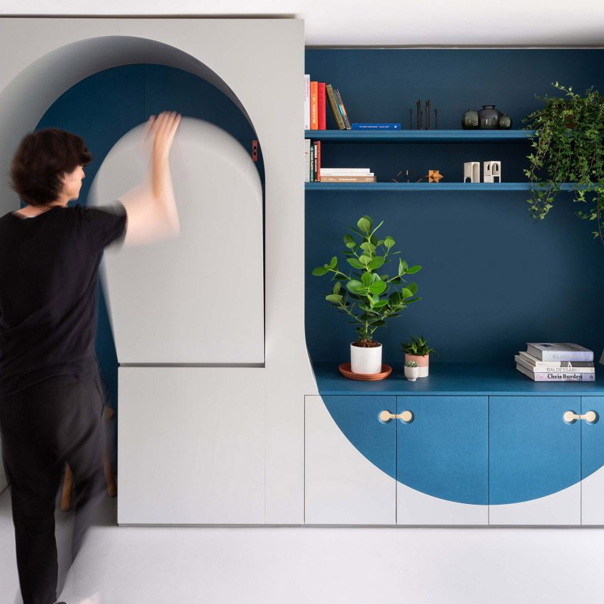 Room for One More by Studio Ben Allen at the Barbican estate
