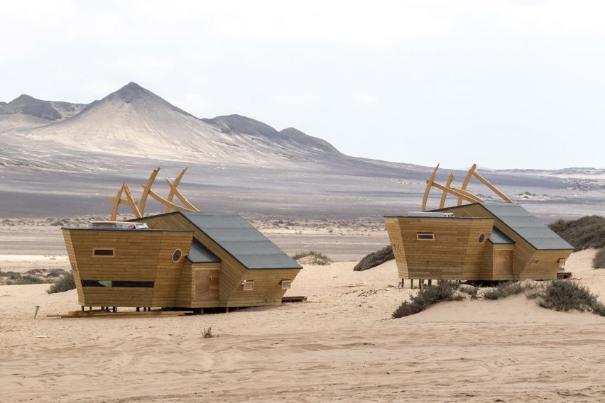 Shipwreck Lodge Namibia