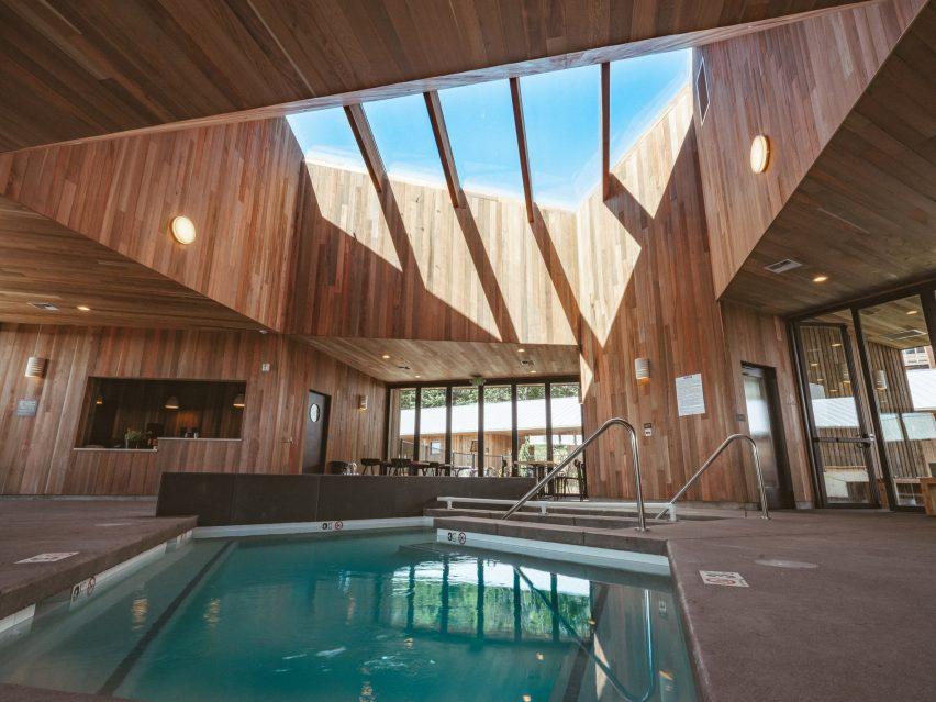 Society Hotel Bingen by Waechter Architecture