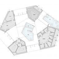 Society Hotel Bingen by Waechter Architecture Plan