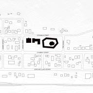 Society Hotel Bingen by Waechter Architecture Site Plan
