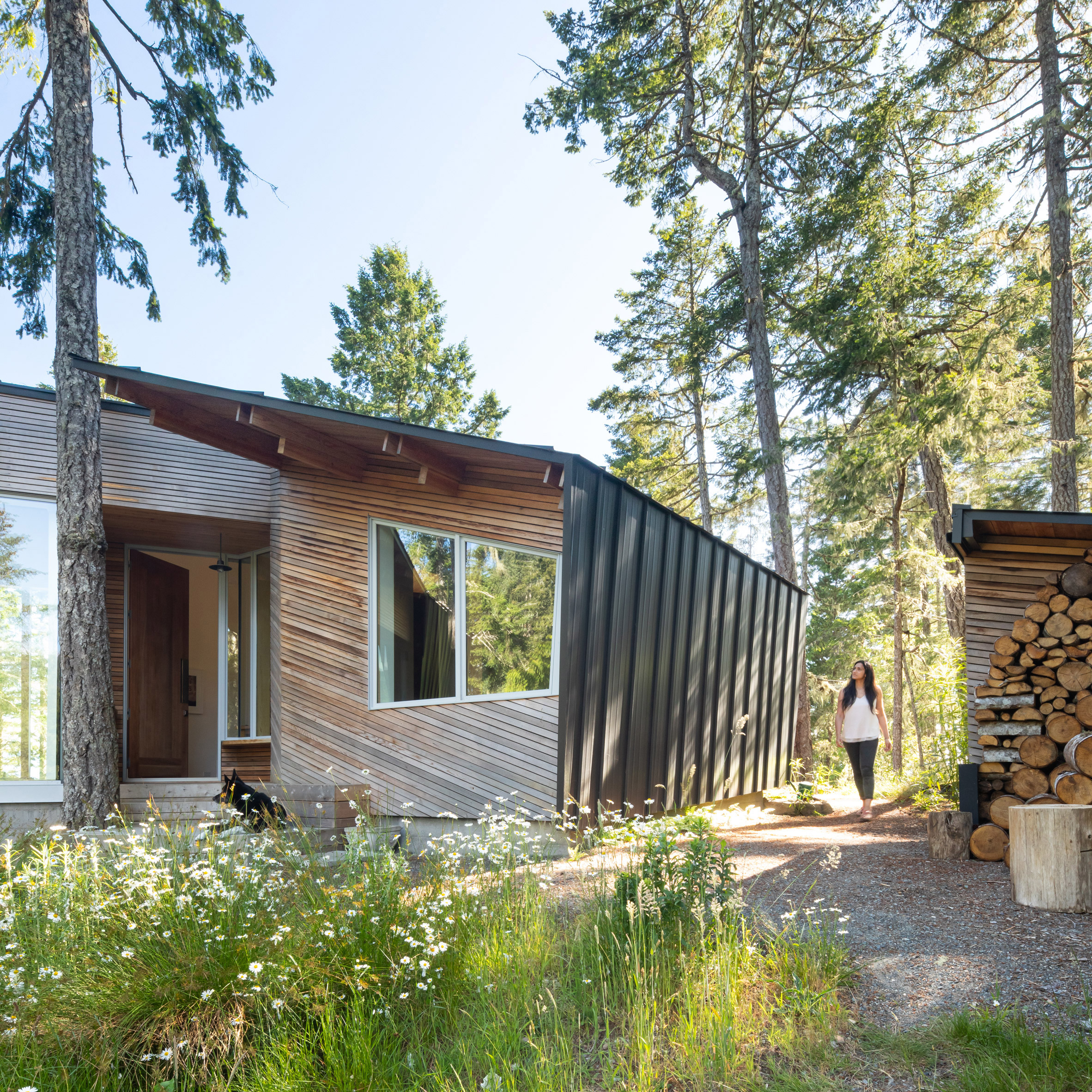 Sooke House by Campos Studio