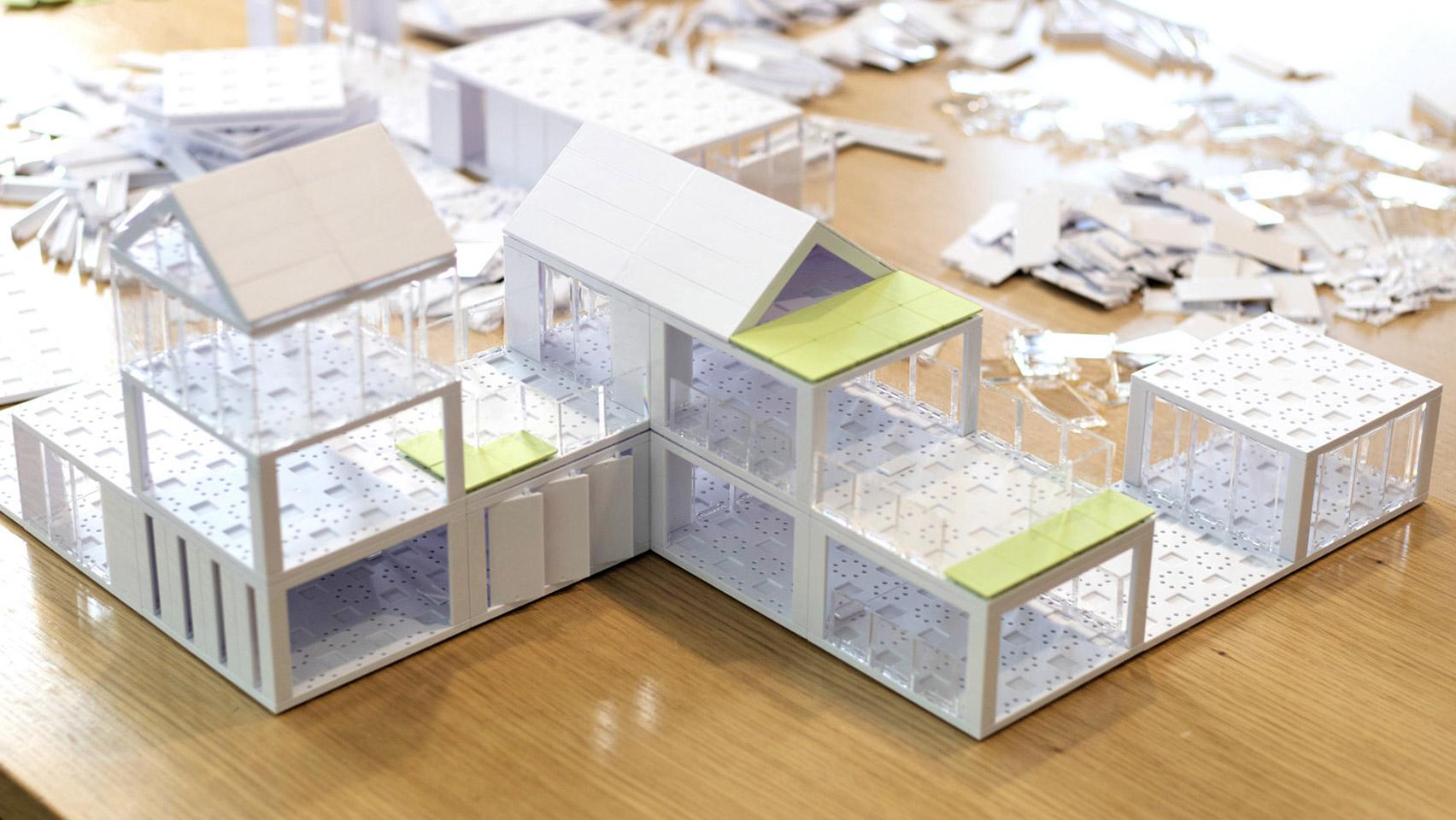 Arckit's modular building kit