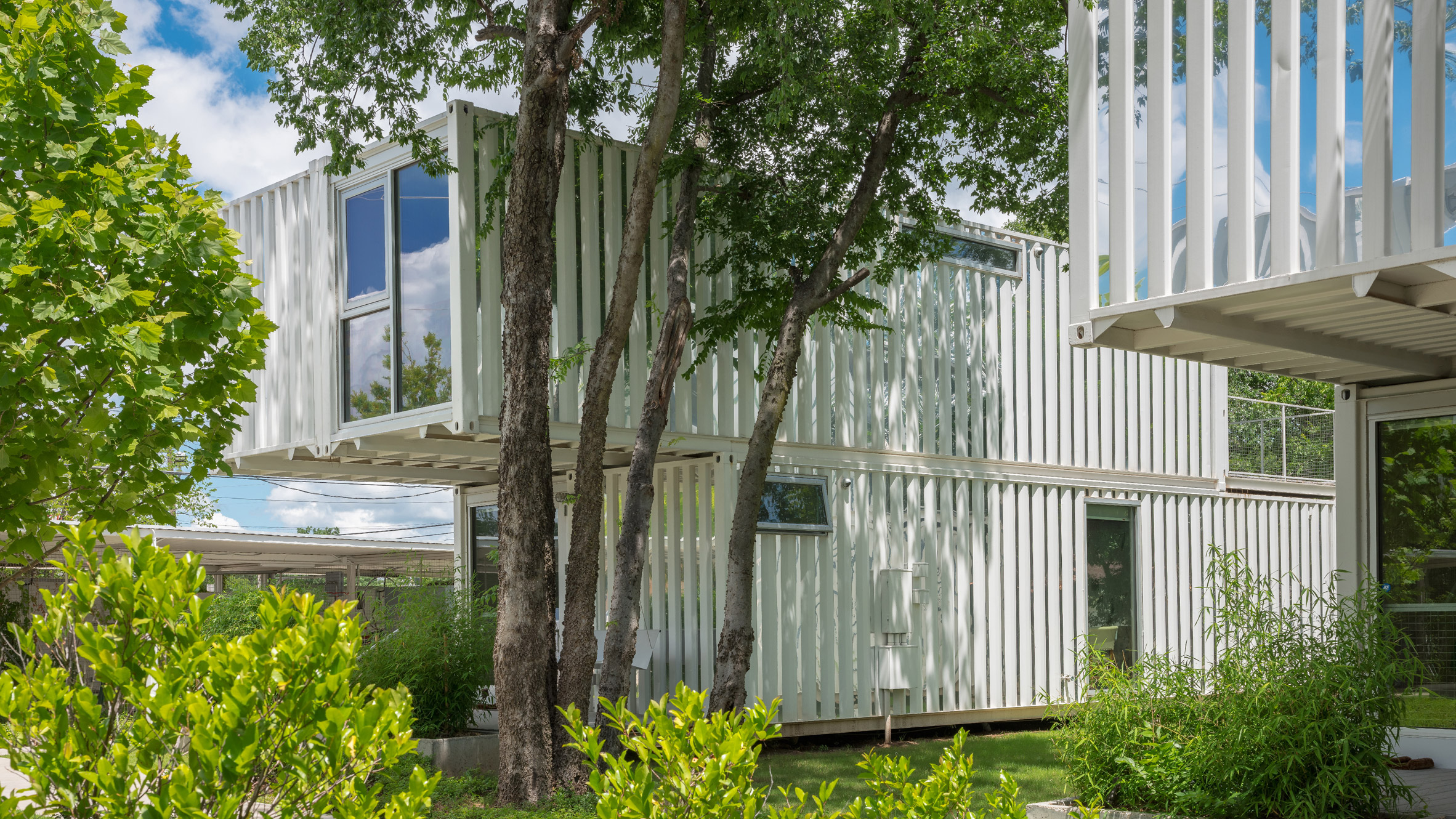 Picture of: Ahmm Unveils Shipping Container Housing Development In Oklahoma