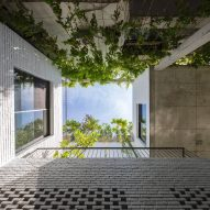 Thang House by Vo Trong Nghia Architects