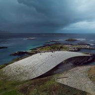 "Dorte Mandrup's Arctic whale watching facility will ""grow out of the landscape"""