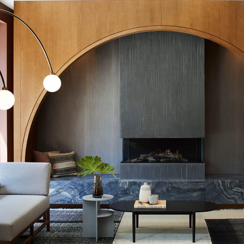 Dezeen's top 10 cosiest interiors of 2019