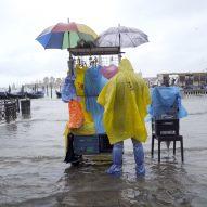 Homo Urbanus by Bêka & Lemoine shows Venice flooding
