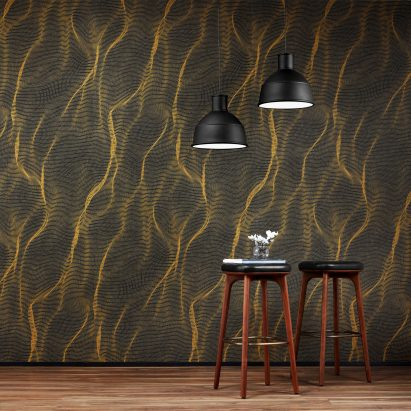 Woven Image creates acoustic panels with patterns generated by animated algorithms