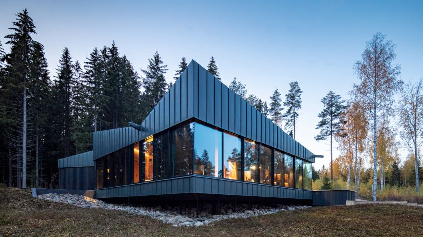 3 Three Square House by Studio Puisto