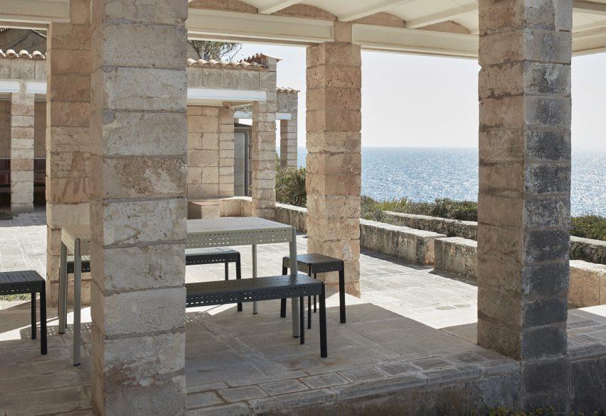 Gerda furniture Skagerak Included Middle