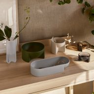 Philippe Malouin's Kuru collection for Iittala is for people who lose their keys