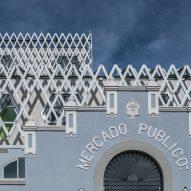 Melilla's historic market converted into latticed education centre