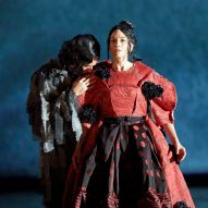 Rei Kawakubo designs costumes for Vienna State Opera