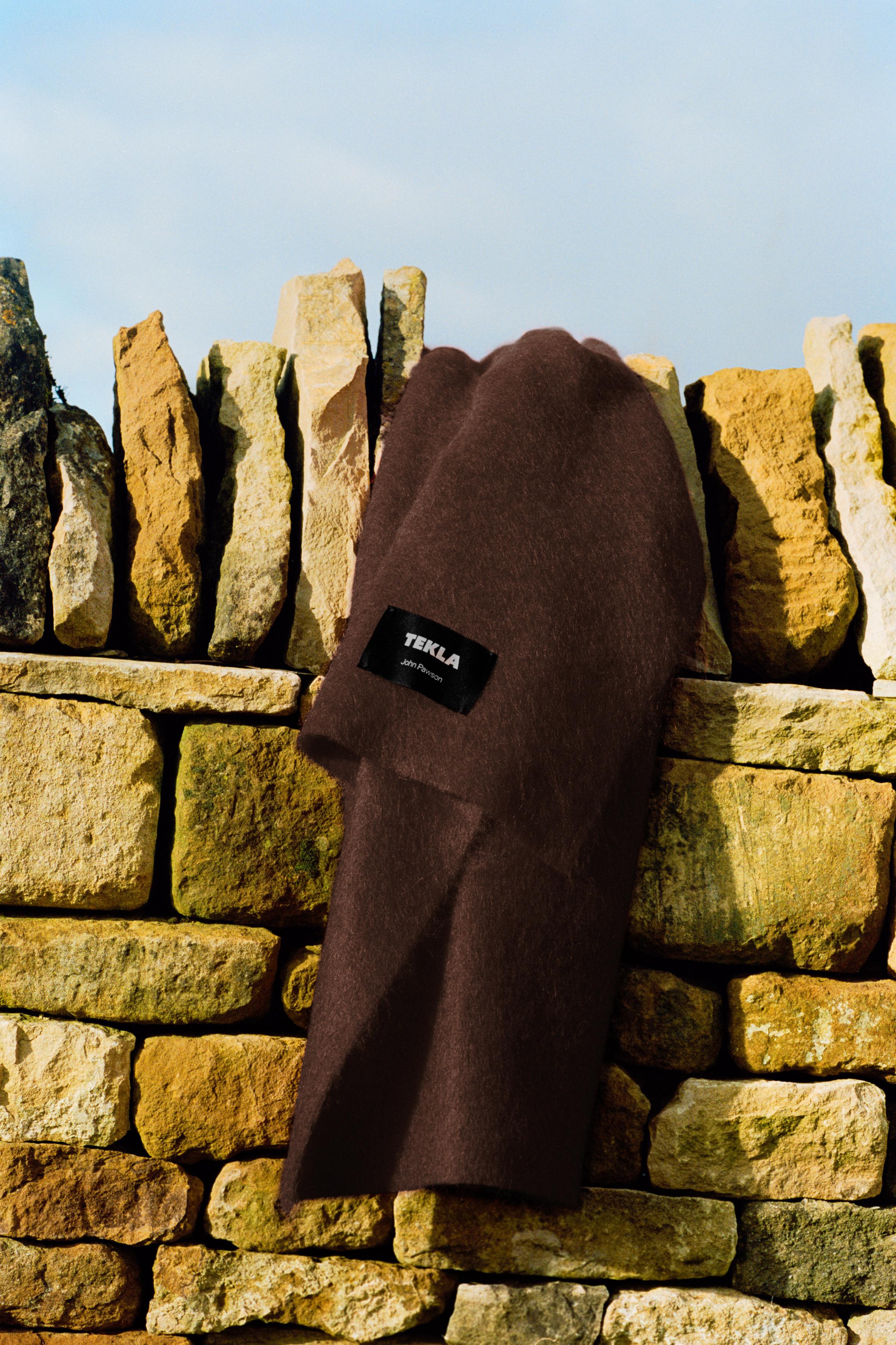 Tekla John Pawson blanket