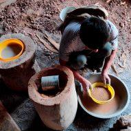 Tiipoi ceramic pots Mathew Sasa