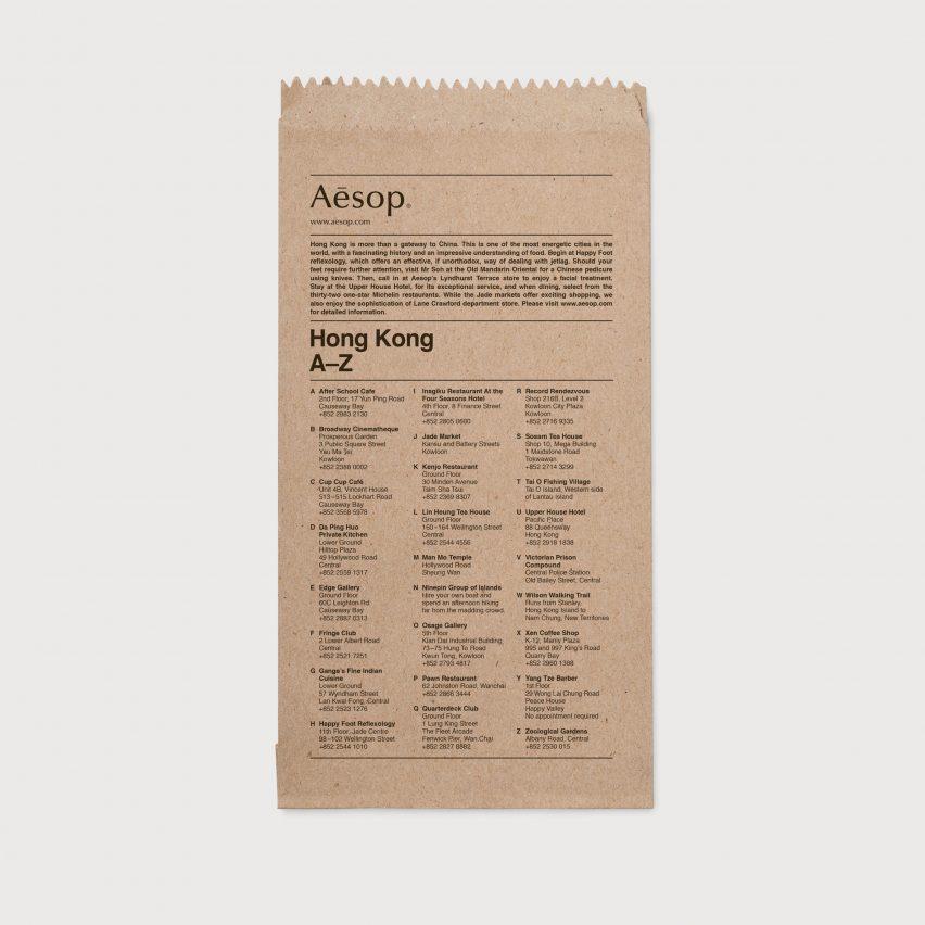 Aesop book