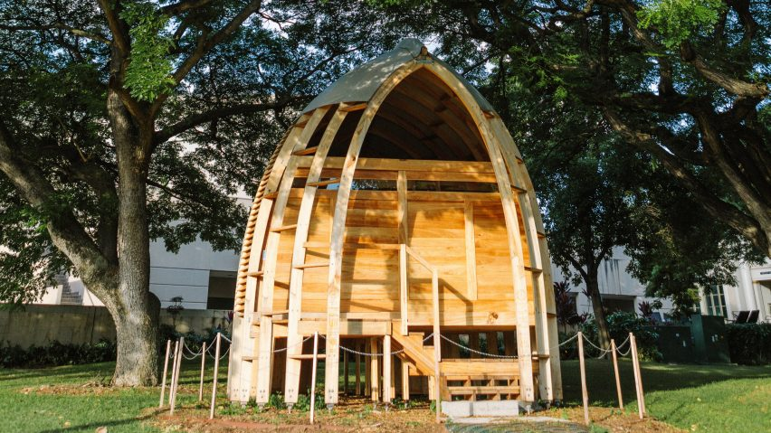 Albizia low-cost housing by Joey Valenti
