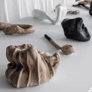 Åsa Stenerhag creates peculiar ceramics for Alien Autopsy exhibition