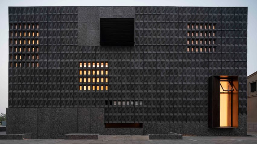 Aranya Art Center by Neri&Hu