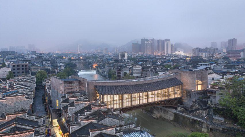 Jishou Art Museum by Atelier FCJZ