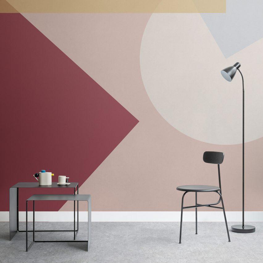 10 Bauhaus gifts: Bauhaus wall mural