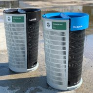 New York City's rubbish bins are redesigned