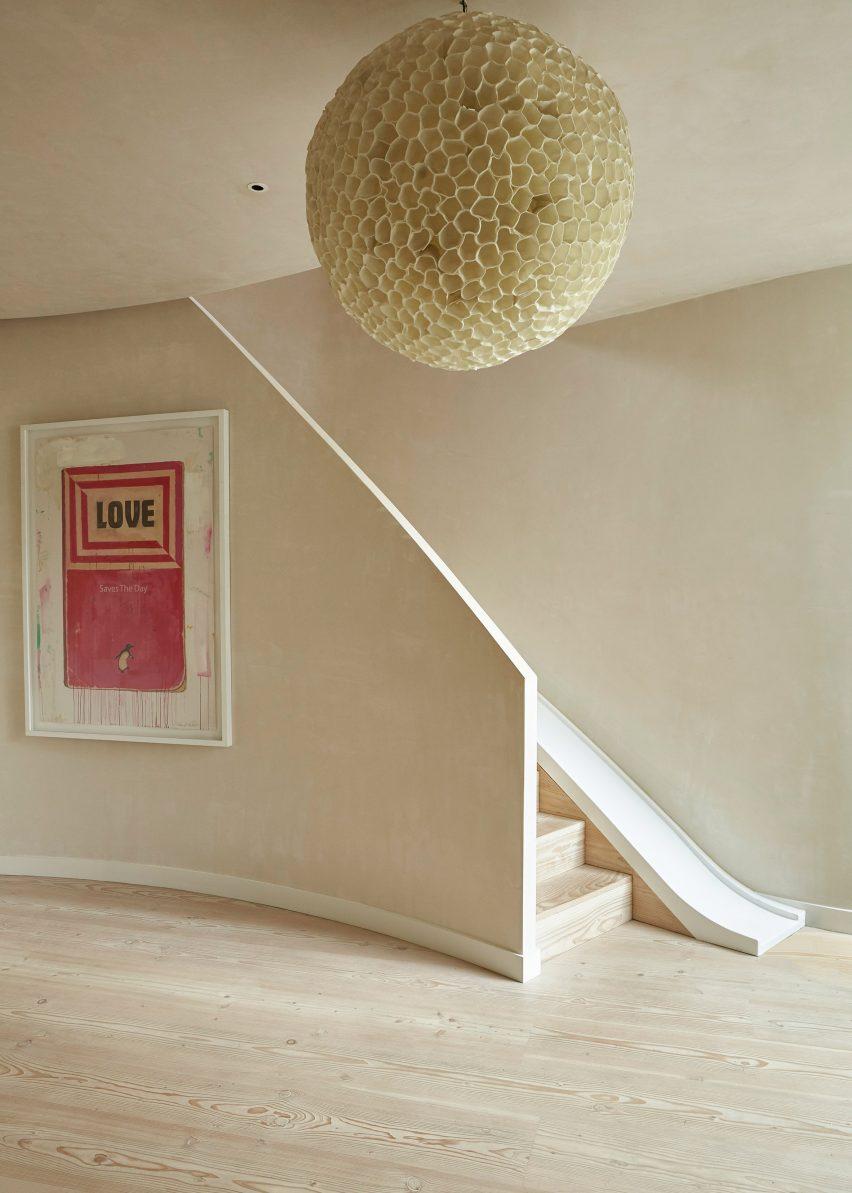 Alex Michaelis house in London