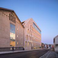 Bodø Town Hall by Atelier Lorentzen Langkilde