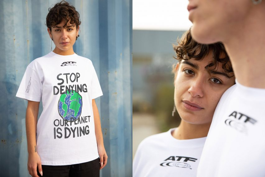 "Carlings releases ""The Last Statement T-shirt"" with slogans viewable in AR"