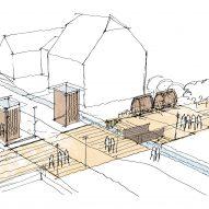 Chemin des Carrières by Reiulf Ramstad Arkitekter