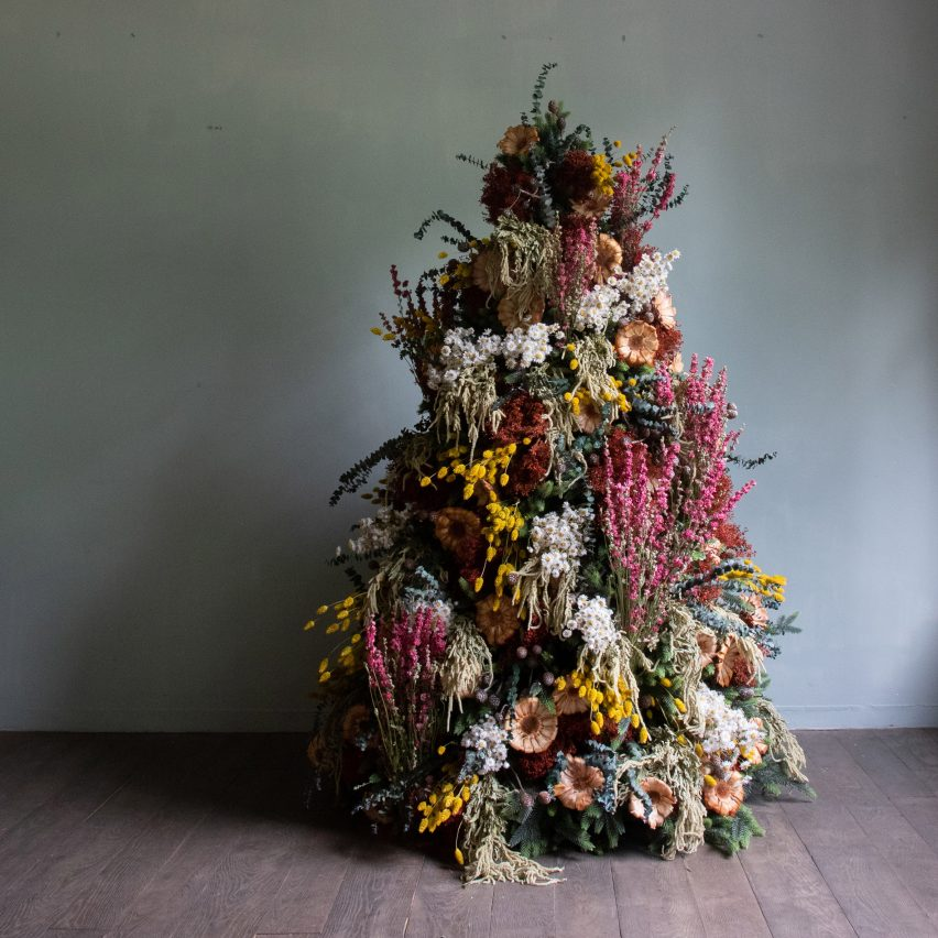 10 of the most original Christmas trees of 2019