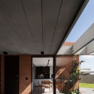 Courtyard House​ by Bernardo Richter