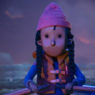 Daddy music video by Åsa Lucander and Aardman for Coldplay