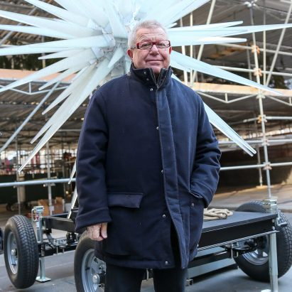 Daniel Libeskind star NYC