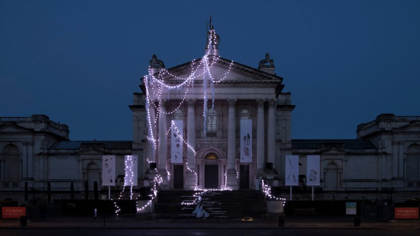 Anne Hardy transforms Tate Britain into a ghostly ruin