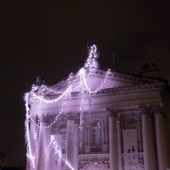 Anne Hardy transforms Tate Britain into a ghostly Christmas ruin