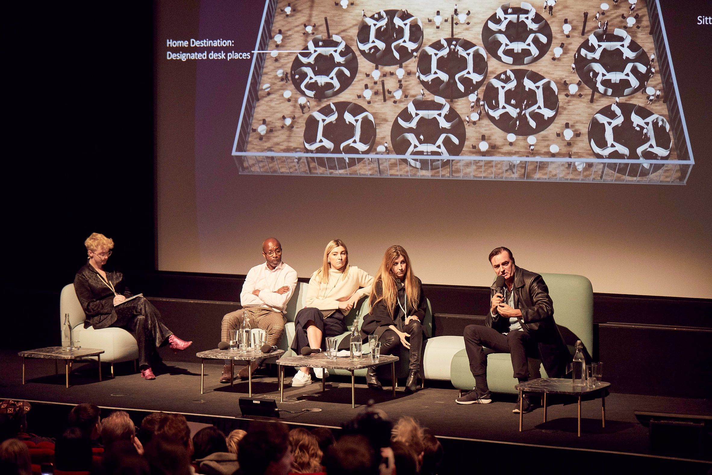 Watch the education panel at Dezeen Day