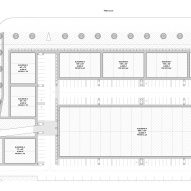 Emerald Workshops by Paul Anderson Site Plan