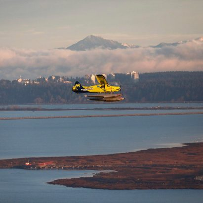 ePlane by Harbour Air and MagniX
