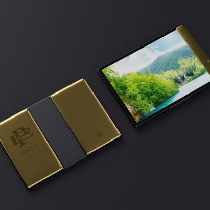 Escobar Fold One smartphone by Escobar Inc