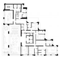 Flat 12 by MK27 Floor Plan