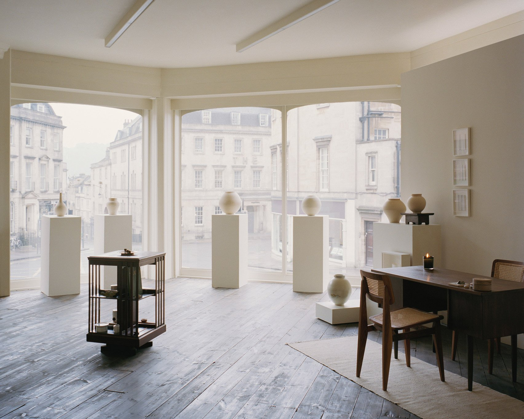 Francis Gallery in Bath, England