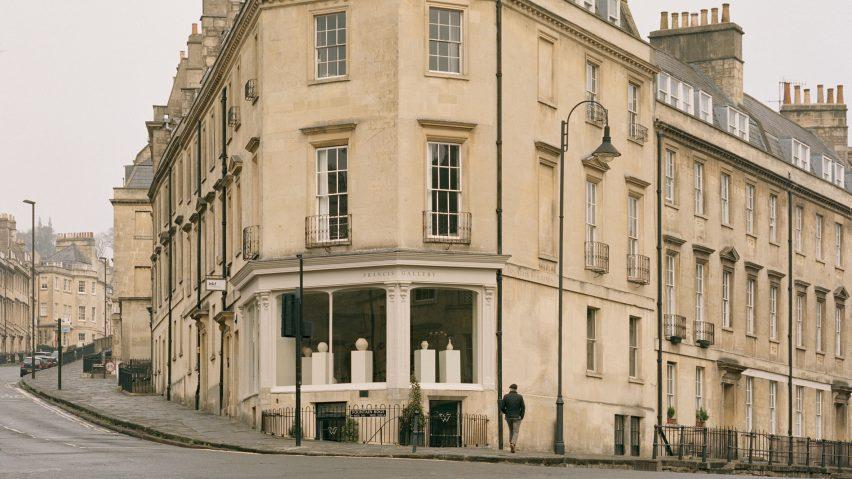 Francis Gallery in Bath, England